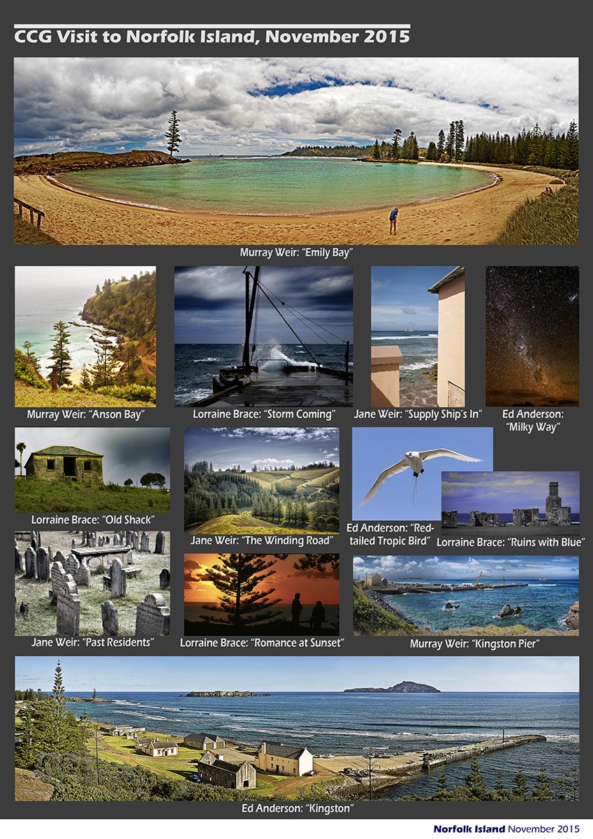CCG Visit to Norfolk Island, November 2015